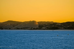 good evening ! (harakis picture) Tags: sunset landscape sea sun sony a7 france frenchriviera ngc
