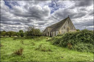 Middle Littleton Tithe Barn 2