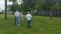 Vietnam Wall Memorial - Grant County Fair