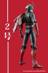SIC Nigo - Red (BerserkFlow) Tags: kamen rider masked super imaginative chogokin sic bandai action figure toy figuarts sh