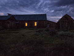 P8264047 (whyworry2010) Tags: bodie ghosttown night stars california statepark ruins