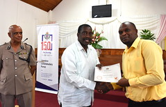 PASTORS AND JCF PEER COUNSELLORS TRAINED IN DOMESTIC VIOLENCE INTERVENTION (JIS)