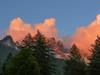 Enrosadira (giorgiorodano46) Tags: maggio2008 may 2008 giorgiorodano tires sancipriano dolomiti dolomites sudtirolo altoadige nuvole clouds tramonto sunset rosso red enrosadira atardeceres