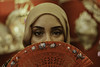 Eyes contact (Elsdionysus) Tags: hijab woman women eyes love art photography 50mm canon