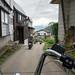 Heading into the town of Nozawa onsen