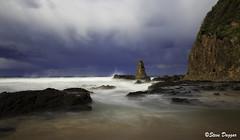 0S1A5989 (Steve Daggar) Tags: cathedralrock kiama seascape landscape longexposure nd1000