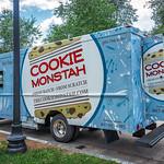 Cookie Monstah Food Truck at Boston Common thumbnail