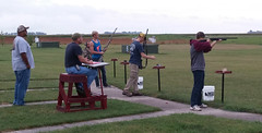 Trap Shooting Sept 2017