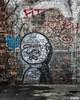 Under The Bridge (whistlingtent) Tags: graffiti bricks brickwork newcastleupontyne ouseburn spraypaint