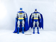 Mattel Batman (SuperFriends) comparison 3 (metaldriver89) Tags: dcicons icons dc knight arkhamknight arkhamcity dccollectibles cowl batman darkknight dark custom cloth cape customcape dcuc universe classics batmanunlimited legacy unlimited actionfigure action figures toys mattel matteltoys new52 new 52 brucewayne bruce wayne acba articulatedcomicbookart articulated comic book art movie the thedarkknight thedarkknightrises dccomics batsignal bat signal gotham gothamcity actionfigures figure toyphotography toy rebirth super friends superfriends