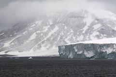 Mountain and glacier (Baractus) Tags: mountain glacier franz josef land russia john oates sea spirit poseidon expeditions
