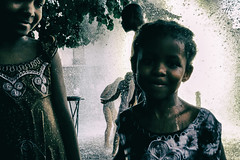 between the urban waterfalls (johann walter bantz) Tags: flickrunitedaward pantin 93 banlieueparisienne portedelavillette hot summer urban documentary streetphotography street fontaine water xpro2 fujifilm france