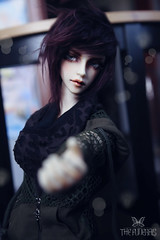 Shall we? (The Funerals.) Tags: abjd bjd ball jointed doll dolls style kpop jpop cosplay emo punk super dollfie volks handsome