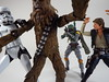 Imperial Fight (Matheus RFM) Tags: shfiguarts revoltech kaiyodo starwars stormtrooper bobafett hansolo chewbacca