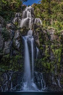 cascade des aigrettes, La Réunion.