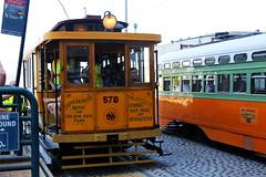 20170910 streetcar578-devisadero (Jym Dyer) Tags: marketstreetrailway muni sanfrancisco streetcar