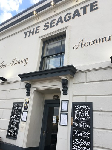 The Seagate Hotel, Appledore
