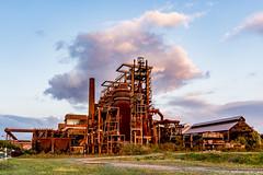 Phoenix West, Dortmund (DanGrothe) Tags: dortmund phoenixwest industrie anlage industry werk facility ruhrgebiet pott denkmal stahl eisen