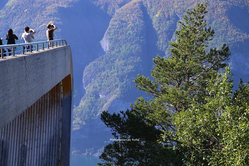 挪威,Stegastein觀景台