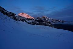 _DSC3033 (farix.) Tags: alpen alps alpy schweiz switzerland szwajcaria trekking treking grat grań piz palu bernina berninagruppe gletscher lodowiec śnieg snow schnee