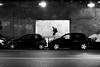 In passing in the window (pascalcolin1) Tags: paris homme man fenêtre window voitures cars lumière light ombres shadows photoderue streetview urbanarte noiretblanc blackandwhite photopascalcolin