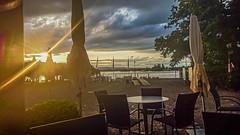 17-09-06  CH zug sonunt pan see steg wolk 2 dsc_01684 (u ki11 ulrich kracke) Tags: ch panorama see sonnenuntergang terrasse zug
