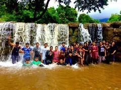 Waterfall and us (rsa.cognizant) Tags: waterfall us