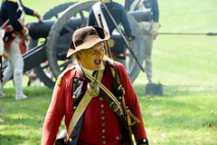 DSC_4581 (Mark Morello) Tags: brownsraid fortticonderoga newyork ticonderoga lakechamplain lakegeorge encampment battle reenactment revolutinarywar 1777 britishregulars vermontstateregulars mountdefiance gerrmans usa