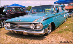 '60 Chevy Parkwood Wagon (Photos By Vic) Tags: 1960 60 classic car carshow chevy chevrolet parkwood wagon stationwagon antique automobile vehicle vintage old 2017goodguys3rdnorthcarolinanationals