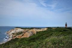 Aquinnah, MA (maxwilensky) Tags: aquinnah massachusetts marthasvineyard newengland ocean cliffs lighthouse sea beach waves vista nikond7200