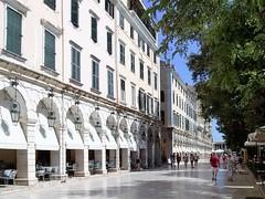 Corfu Liston (geomaret) Tags: liston kerkyra corfu spianada