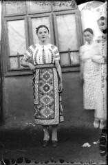 ca_20170813_012 (Costică Acsinte Archive) Tags: 20170813 glassplate ialomita românia rou costicăacsintearchive costicăacsinte photo photograph blackandwhite woman traditional garment fashion costume romanian portrait clothing embroidery
