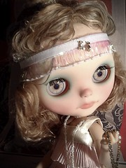 Blythe-a-Day August#22. Diamonds Are Forever: Cassie