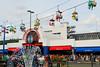 Budweiser Pavillion - Wisconsin State Fair (Cragin Spring) Tags: wisconsin wi 2017 fairs wisconsinstatefair statefair westallis summer unitedstates usa unitedstatesofamerica fountain budweiser pavillion skyride