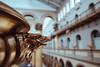 Gold and Art (soomness) Tags: eagle sculpture museum building golden dof bokeh fujifilmxt2 xt2 xf16mmf14wr xseries fujifilm fujinon myfujifilm architecture design interior travel travelphotography art artistic flickrchallengegroup