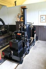 Redstone (MylesBeevor) Tags: redstone vertical boiler locomotive loco bmr brecon mountain railway engine train trains cymru welsh wales uk penyrorsedd slate quarry