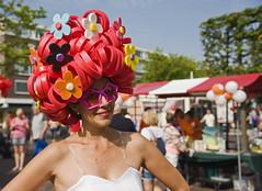 Cultureel zomerfestvial (Mary Berkhout) Tags: maryberkhout cultureelzomerfestival2017 julianabaan voorburg portret vrouw hoed kleurig zonnebril portrait woman