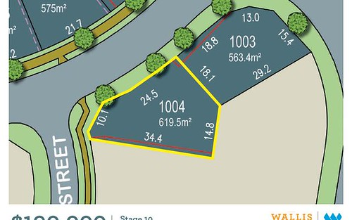Lot 1004, Saddlers Drive, Gillieston Heights NSW
