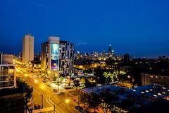 Chicago | Wicker Park | Division St (garetttrotter) Tags: wickerpark chicago skyline