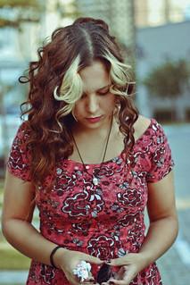 Dress & Curls