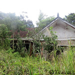 Workers Quarters, Old Royal Summer Residence, Bokor National Park thumbnail