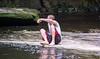 wader - Great Falls of Tinker's Creek (Tim Evanson) Tags: greatfallsoftinkerscreek tinkerscreek clevelandmetroparks waterfalls cuteguys
