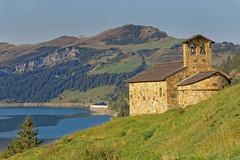 Chapelle  du lac de Roselend - Savoie (D.Goodson) Tags: beaufortain bonfils chapelle didier goodson menta piera presset