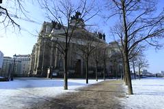Dresden Hochschule für Bildende Künste Dresden (Alexander071177) Tags: dresden hochschule für bildende künste