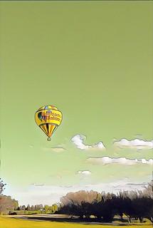 Hot Air Balloon (7525) _7637HSS