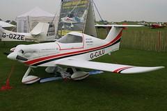 G-CJLU SD-1 Minisport (nickthebee) Tags: laarally2017 sywell aircraft gcjlu sd1 minisport