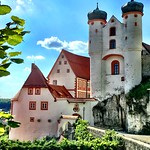 The castle into Parsberg thumbnail