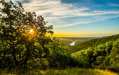 As the Sun rises (Bence Boros) Tags: sony alpha a58 sigma 1020mm f35 wideangle lens landscape tree trees forest lake river sunrise sunlight hills mountains mountain tripod morning trip adventure hiking hike best ever