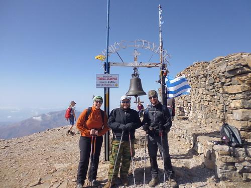 The peak of Crete