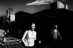 R0022375 (s|VILE|n) Tags: blackandwhite streetphotography candid philadelphia ricohgr noiretblanc